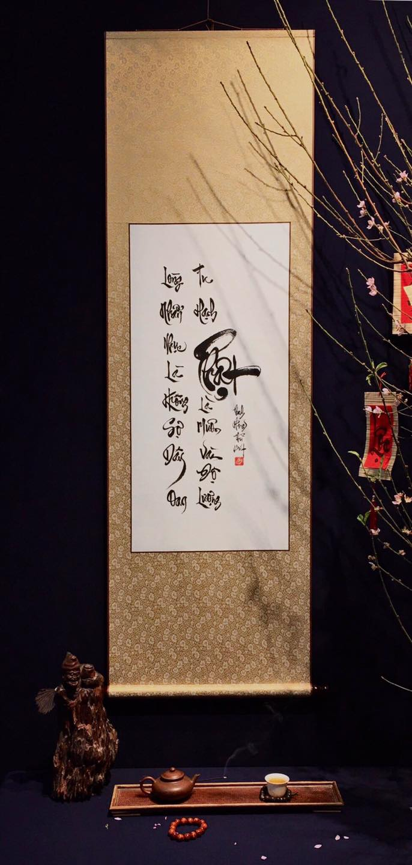 Giới thiệu về thư pháp Thanh Phong