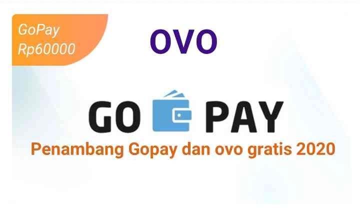 Cara Menambang saldo gratis dompet digital Aplikasi Penambang Gratis Saldo Gopay Dan OVO
