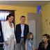 El Presidente visitó un jardín materno-infantil en Puerto Iguazú