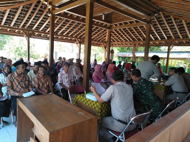 119 Sertifikat Program PTSL Desa Gilirejo Dibagikan