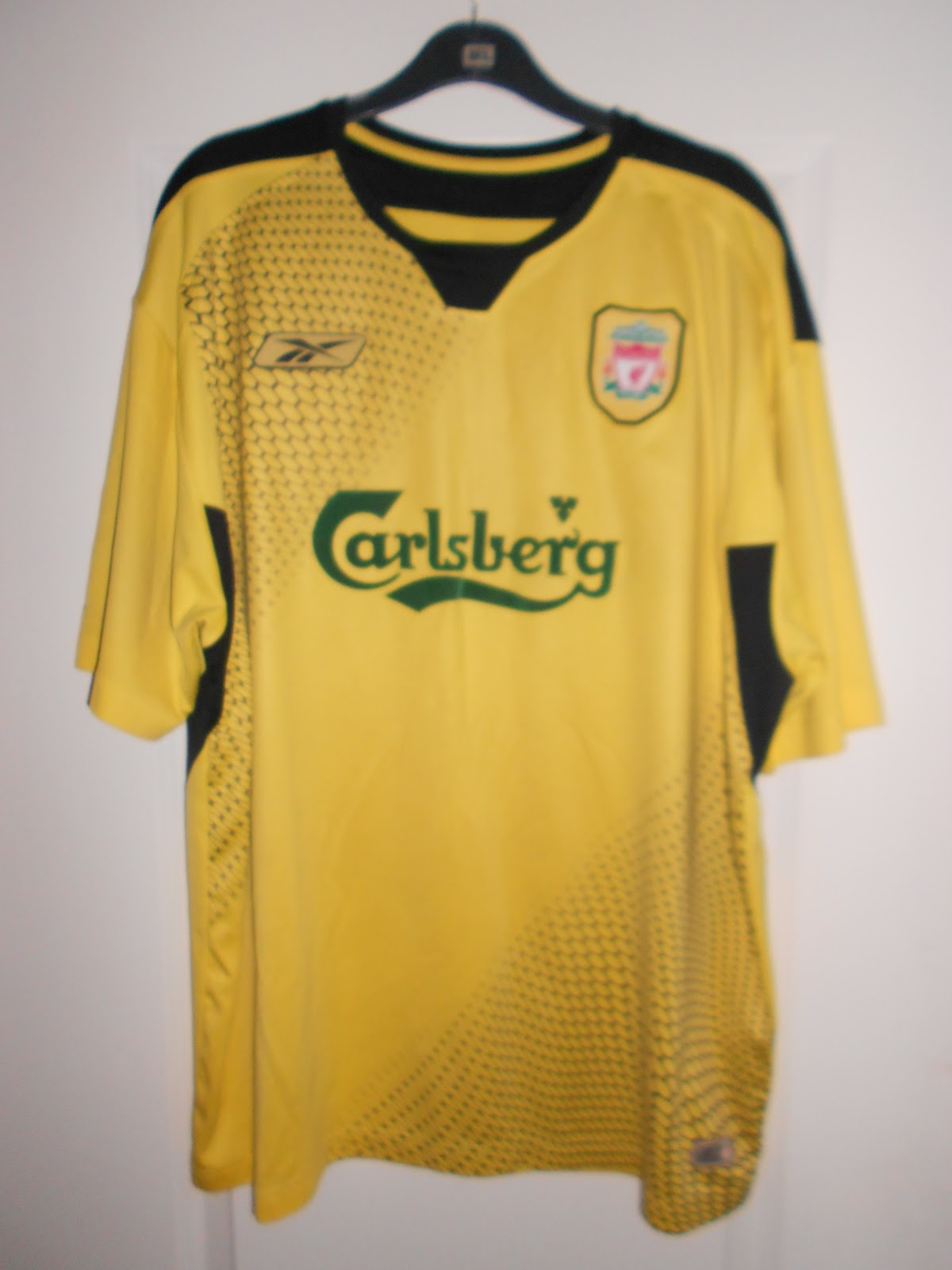 910e7fb9d2d My collection of football shirts  Liverpool Away 2004-2005