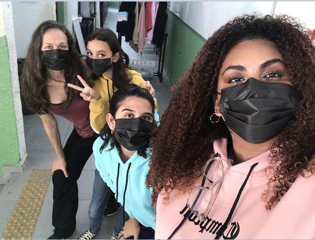 Jovens de escolas de Juquiá e Miracatu participam de um novo modelo de apresentação: o teatro filmado, com estreia prevista para agosto