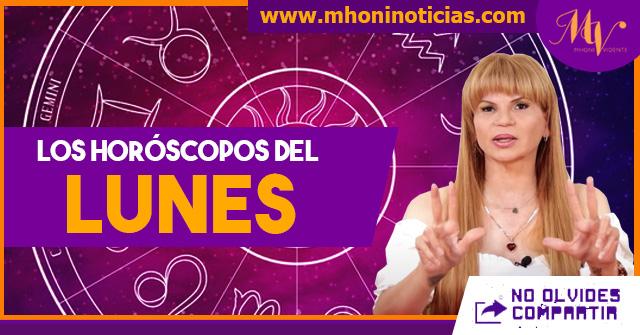 Los horóscopos del LUNES 21 de JUNIO del 2021 - Mhoni Vidente