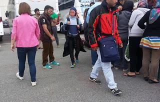 تراجع نسبة طالبي اللجوء القادمين إلى النمسا