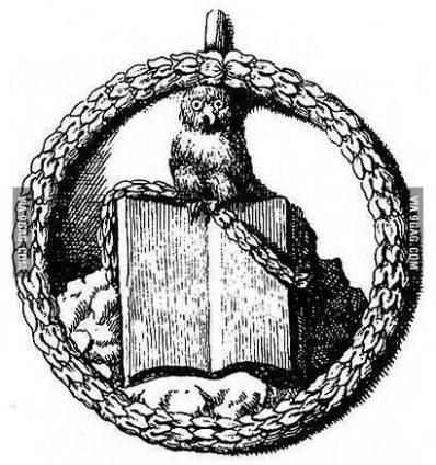 Owl from Athena - Misteri Illuminati konspirasi rahasia dunia