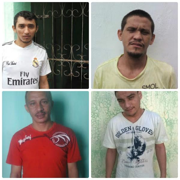 presos fogem da cadeia pública