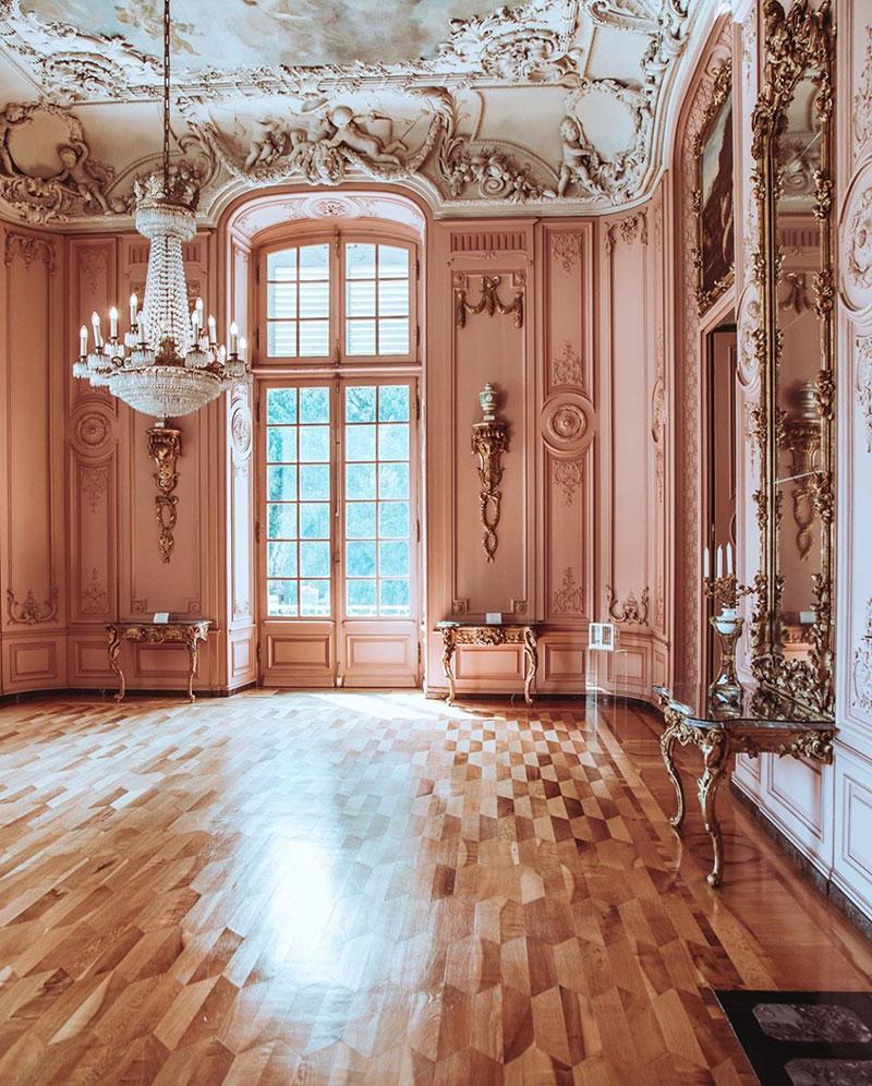 Weekday Wanderlust   Places: Schloss Benrath, Düsseldorf, Germany