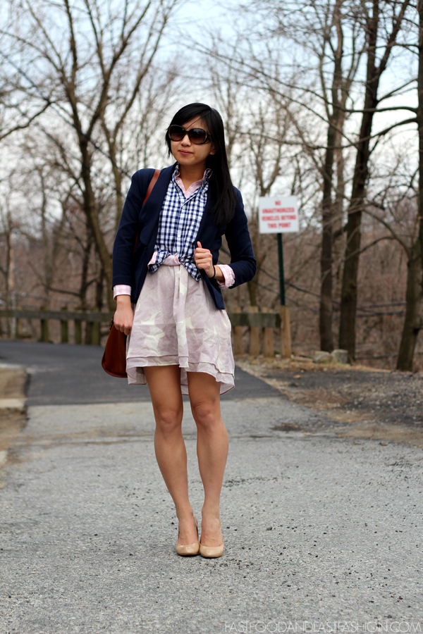 The February Challenge: Day 3 : Because Sometimes One Gingham Shirt Just Isn't Enough