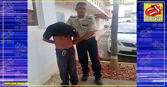 Detenido por tocar las partes de la hija de 3 años de su mujer