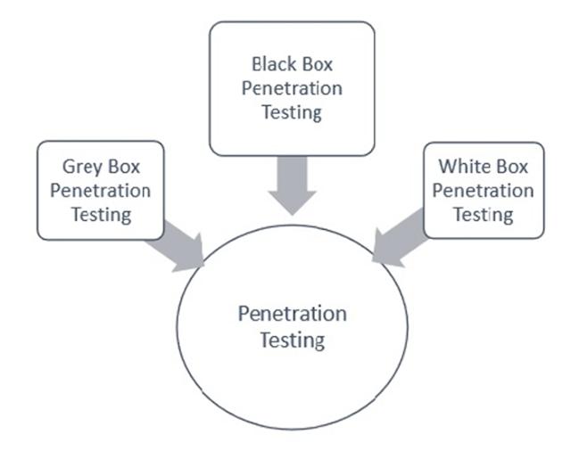 3  hình thức pentest (kiểm thử xâm nhập) phổ biến