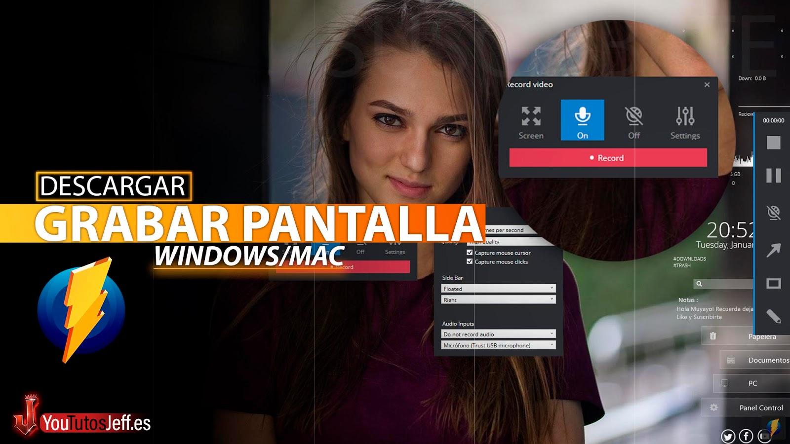 Grabar Pantalla de mi PC SIN LAG Y SIN MARCA DE AGUA, Descargar Monosnap Ultima Versión