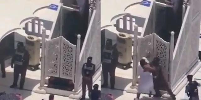 Serang Khatib Sholat Jumat Masjidil Haram, Ini Pengakuan Pelaku