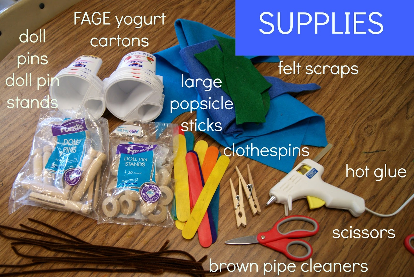 Michelle paige blogs sunday school craft philip and the for Bible school craft supplies