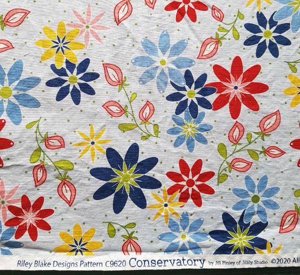 Conservatory fabric | DevotedQuilter.com