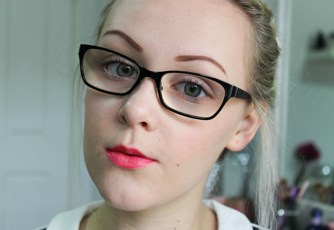 Makeup For The Girls With Glasses | Cate Renée
