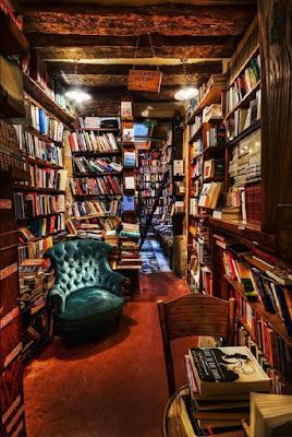 Hiệu sách cổ đẹp nhất thế giới