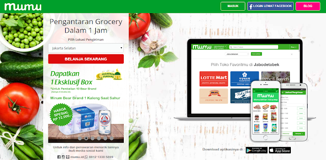 Keuntungan Belanja Supplier Makanan Secara Online
