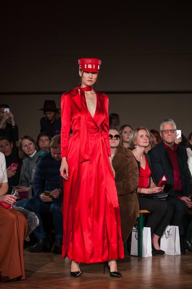 Неделя моды в Риге: дигитализация, спорт и женственность. День I-III