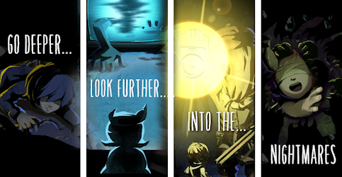 L'appli Little Nightmares Comics