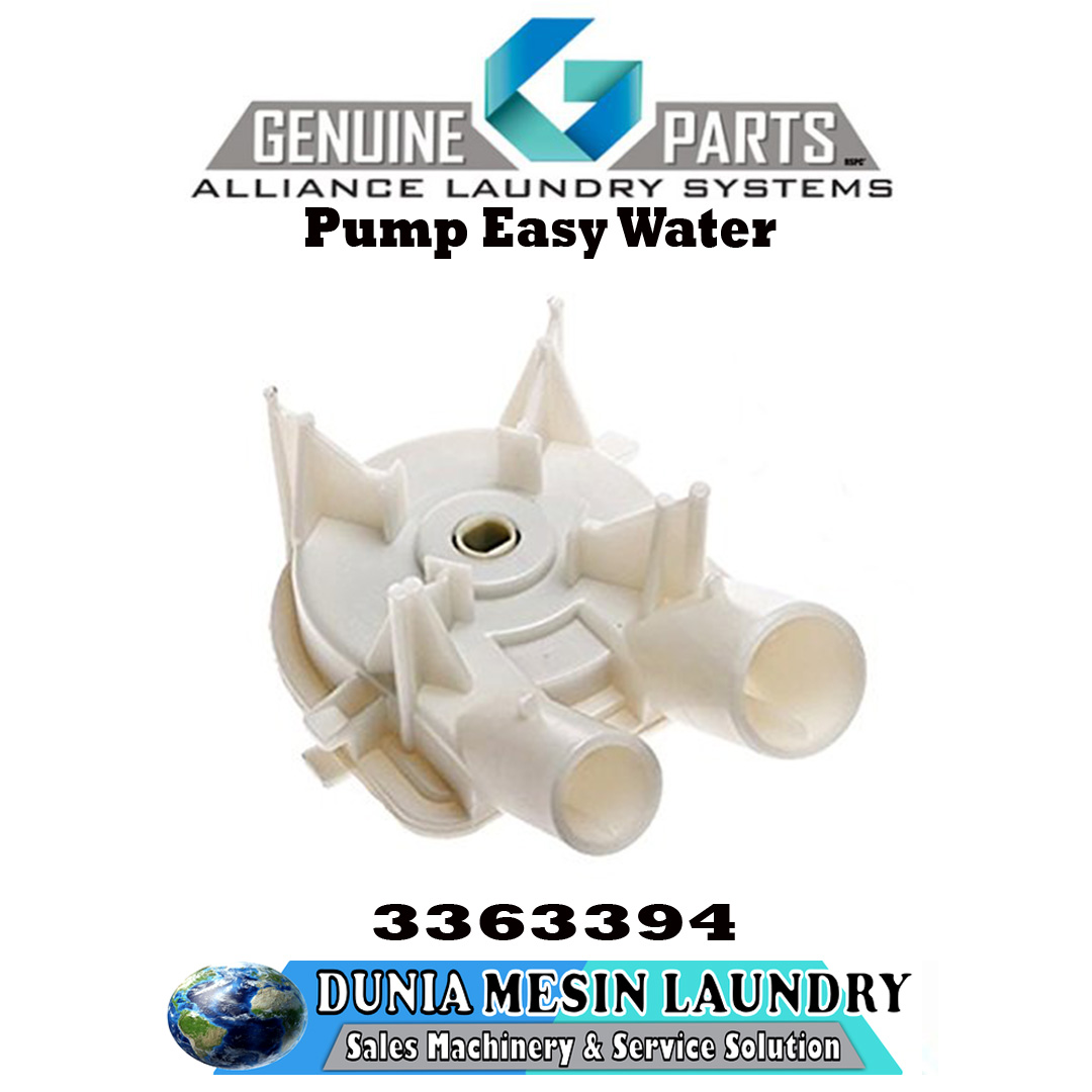 SPARE PARTS MAYTAG, Pump Easy Water Original Genuine Parts Alliance Laundry System.