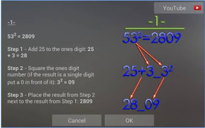 Math Tricks- Free Android App