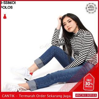 MNF393J165 Jeans 558601 Wanita Boyfriend Polos Jeans Celana 2019 BMGShop