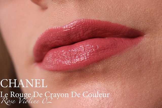 chanel dusty rose lipstick