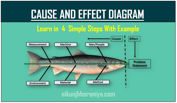 Cause and Effect Diagram | Fishbone or Ishikawa Diagram