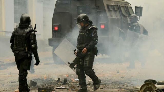 Ecuador decreta estado de excepción por protestas contra Moreno