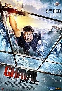 Download Ghayal Once Again (2016) Hindi Full Movie 480p [350MB] | 720p [600MB]
