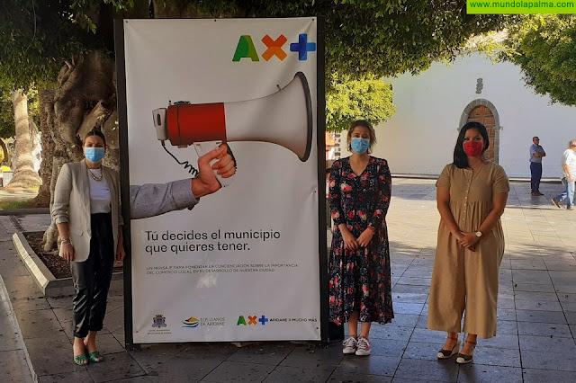 Los Llanos de Aridane sorteará 3000€ en bonos de compra para gastar en comercios del municipio durante 30 días