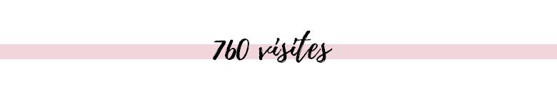 760 visites