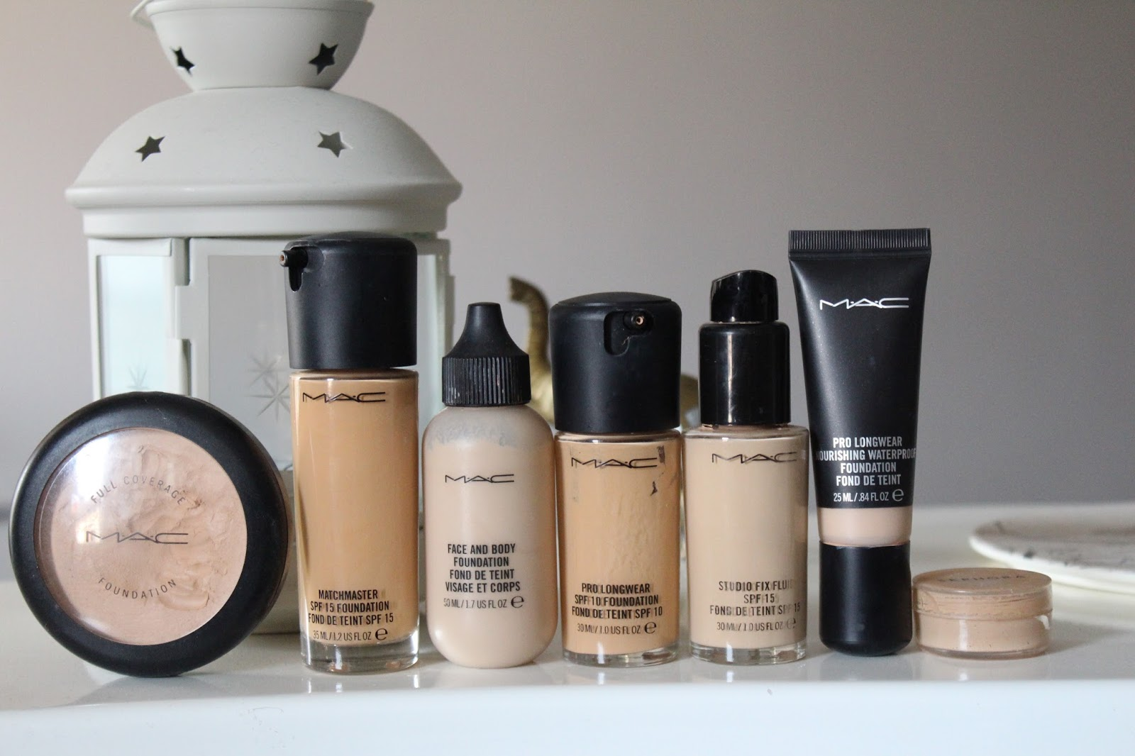 Vodič kroz MAC Cosmetics tekuće pudere
