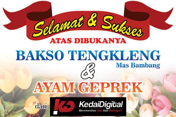 Desain Ucapan Selamat dan Sukses Magfood Amazy Format CDR ...