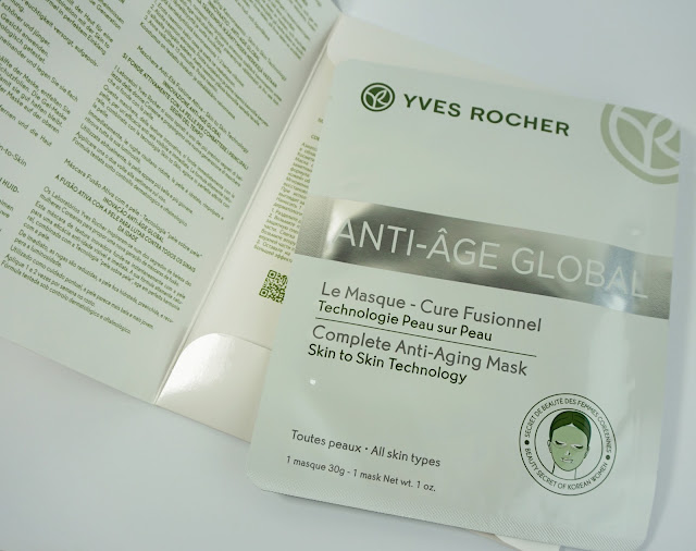 Yves Rocher - Anti-Age Maske - Fusion-Kurpflege