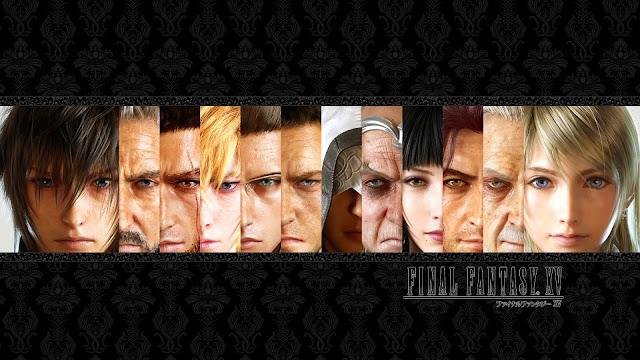 Se abre el blog oficial de Final Fantasy XV 1