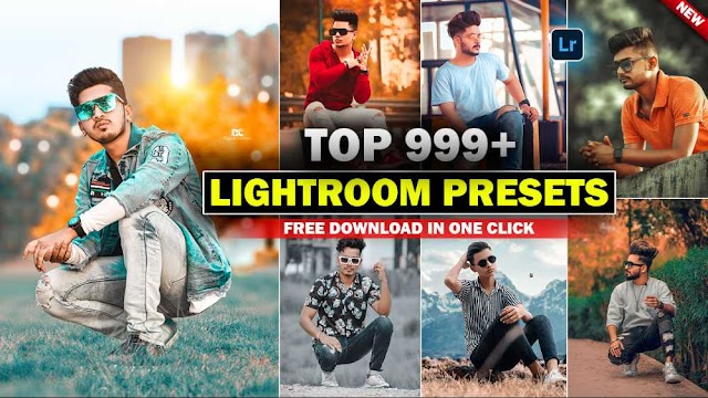 Download Top 999+ Lightroom Presets In One Click By Deepak Creations
