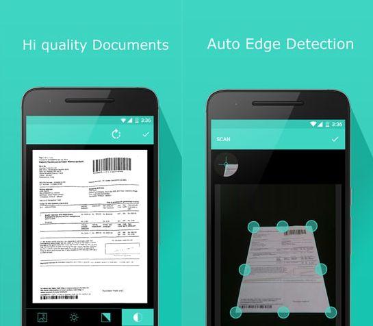Aplikasi Scanner Tanpa Watermark