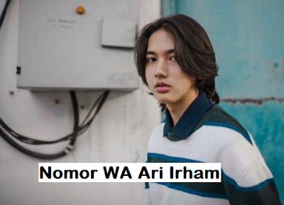 Nomor Whatsapp Ari Irham