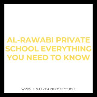 AL-RAWABI PRIVATE SCHOOL