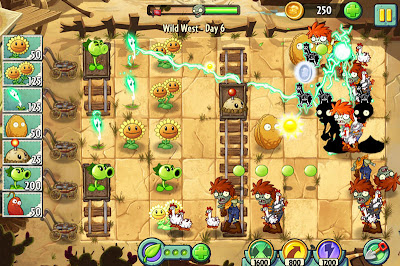 PVZ2 screenshot