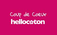 Coup de coeur Hellocoton