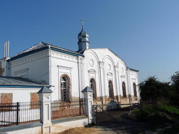Нежин. Свято-Николаевская церковь. 1873г. Памятник архитектуры