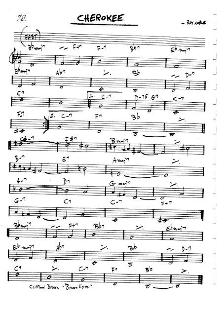 Partitura Flauta Ray Noble