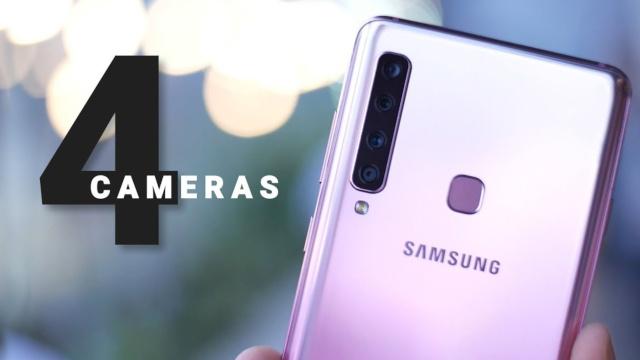 10 Ulasan Kelebihan dan Kekurangan HP Samsung Galaxy A9 (2018 ...