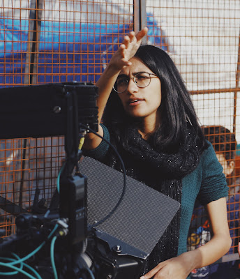Ragini Bhasin is a 25-year old filmmaker from New Delhi currently based in LA