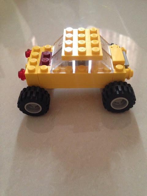 Review, đánh giá trò chơi lego mô hình LEGO thùng gạch trung classic 10696