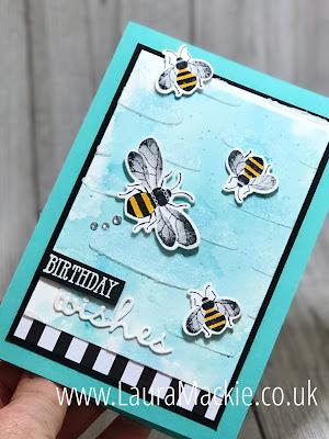 Stampin' Up! Honey Bee Stamp Set