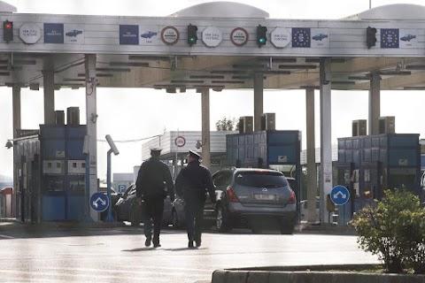Megindult Záhonynál a határforgalom