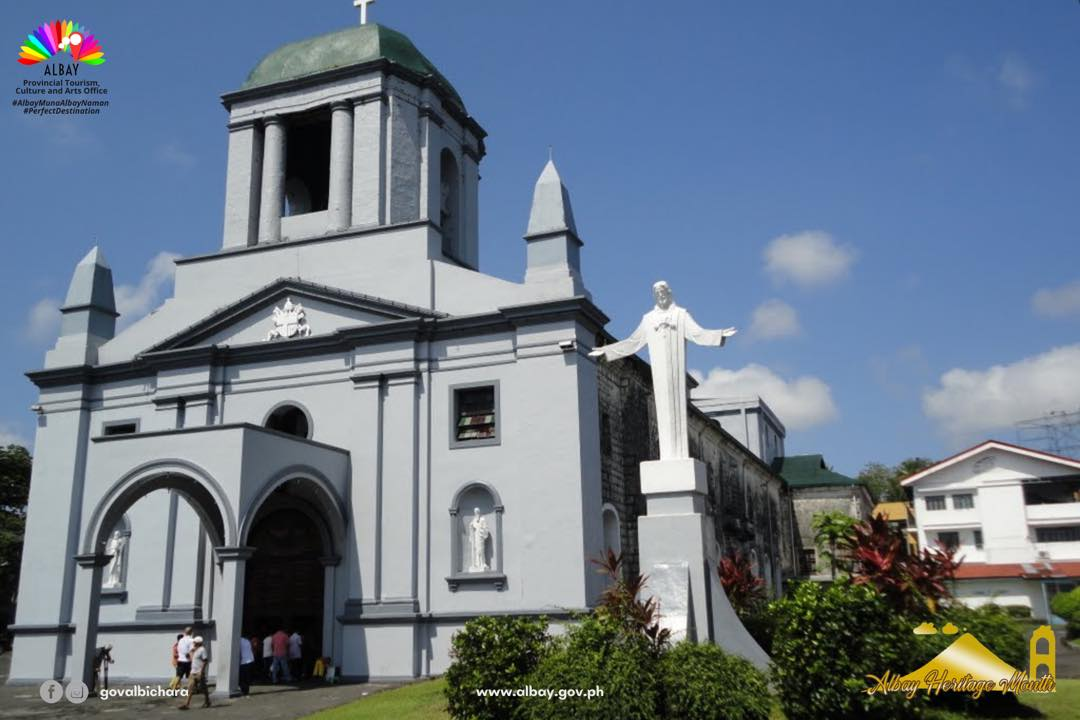 The Cathedral Parish of St. Gregory the Great, popularly known as Albay Cathedral, is a Roman Catholic cathedral in Legazpi City, Albay